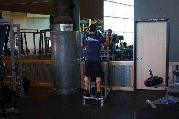 ساق ایستاده با دستگاه