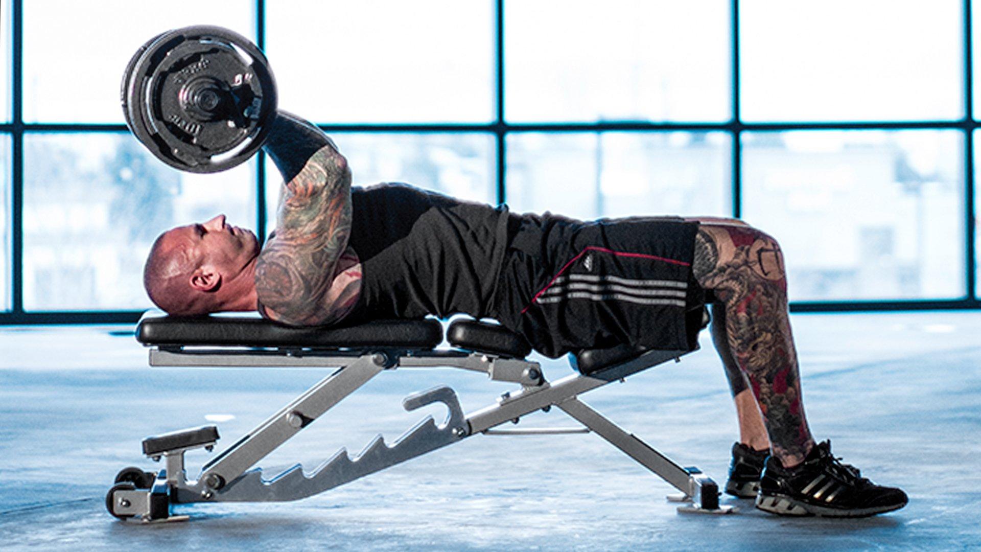 میانبر عضلهسازی و افزایش حجم