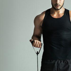عضله سازی و چربی سوزی بین ستها