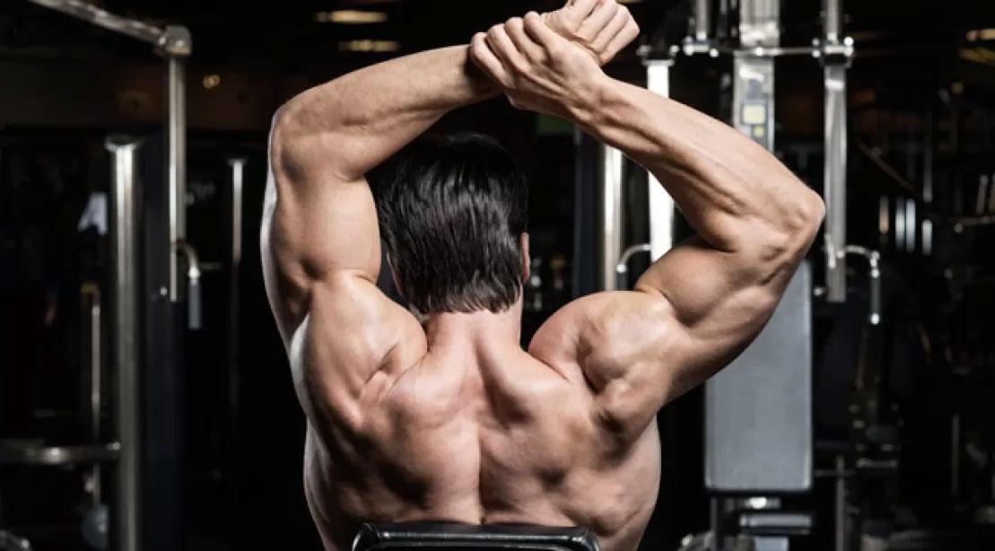 یک تمرین جدید برای رشد عضلات سرشانه