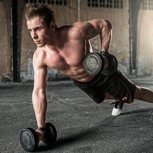 کلیپ انگیزشی بدنسازی، بخور، وزنه بزن، بخواب، تکرار کن!