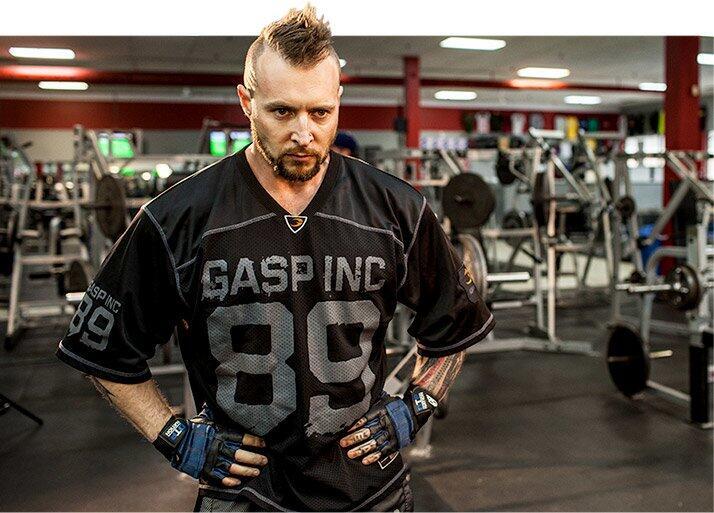 برنامه عضله سازی با کریس گتین