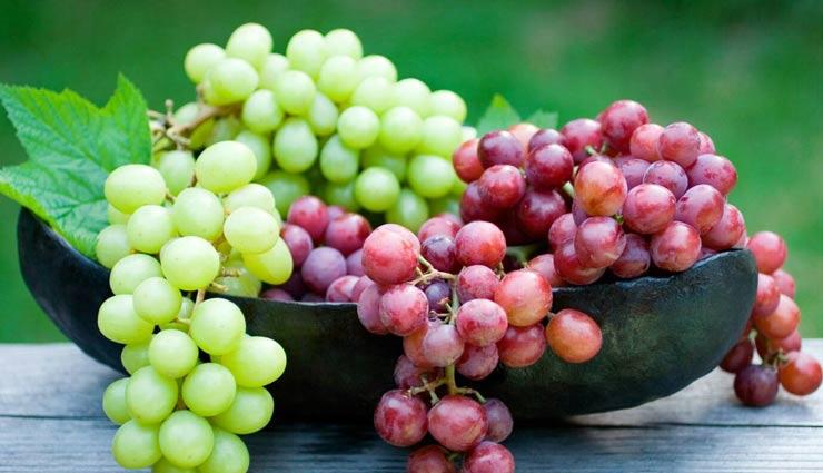 افزایش سطح تستوسترون با انگور