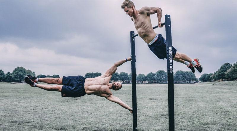 تمرینهای کالیستنیک (بدون وزنه)