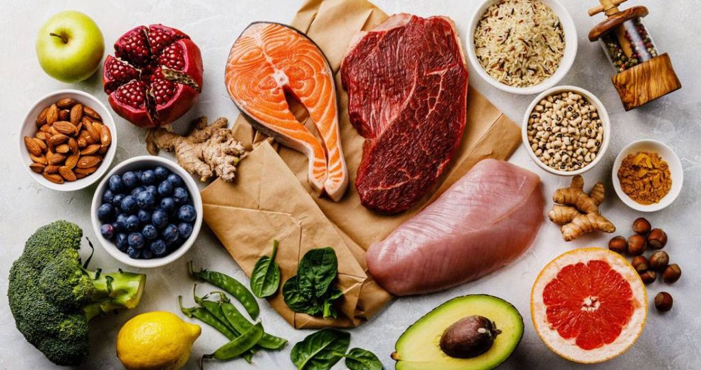 گلوتامین در چه غذاهایی وجود دارد؟