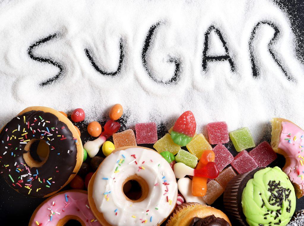 مواد تشکیل دهنده شکر