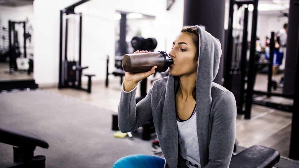 پروتئین وی و عضله سازی