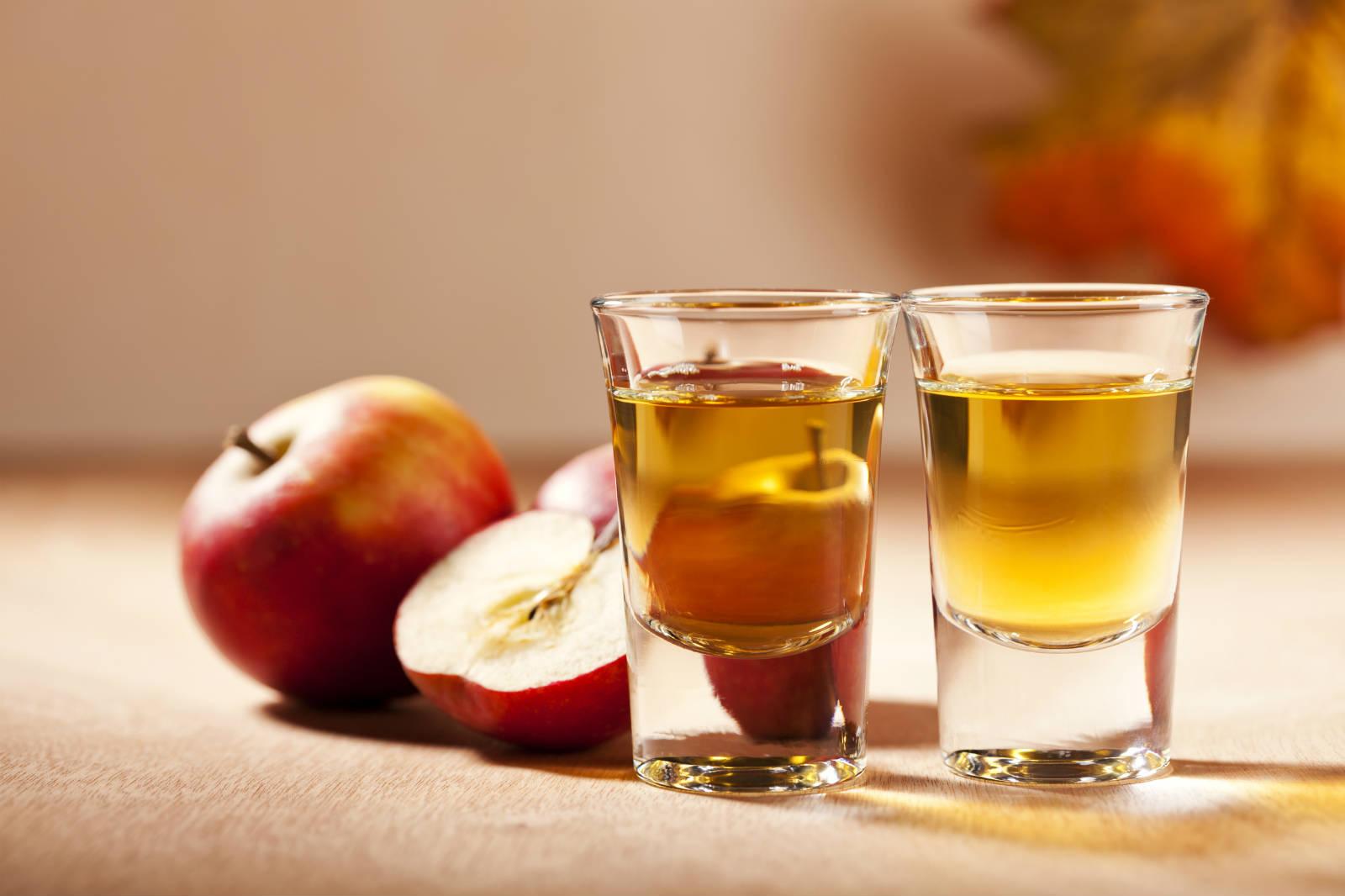 بررسی تاثیر سرکه سیب روی کاهش وزن و لاغری + اینفوگرافی