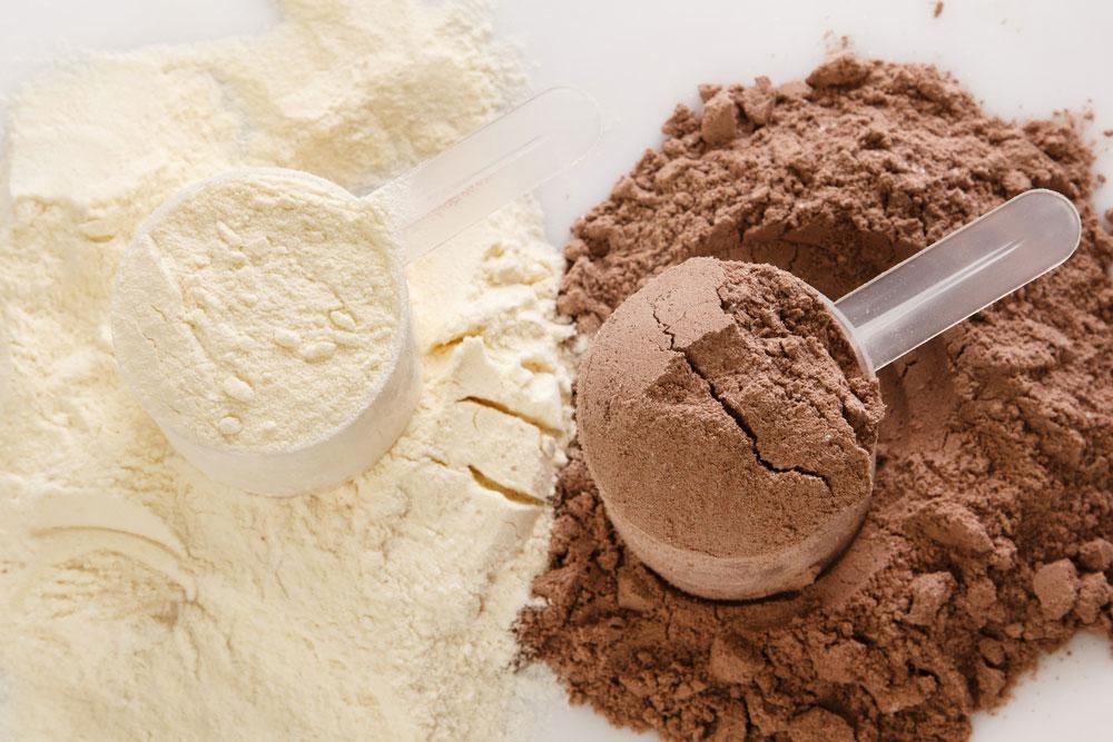 پروتئین وی چه فرقی با پروتئین کازئین دارد