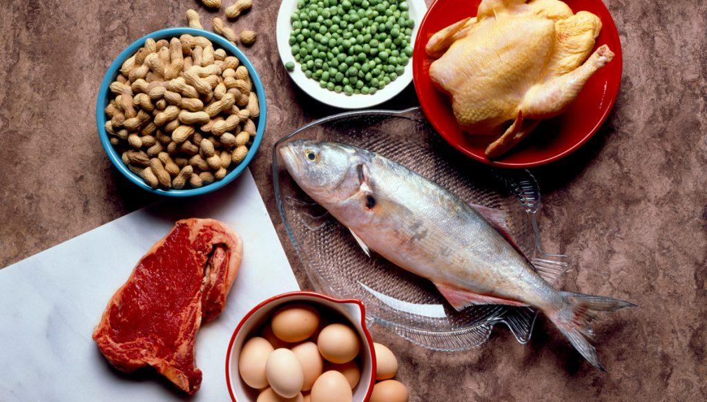 در طول شبانهروز ۵ وعده غذا بخورید