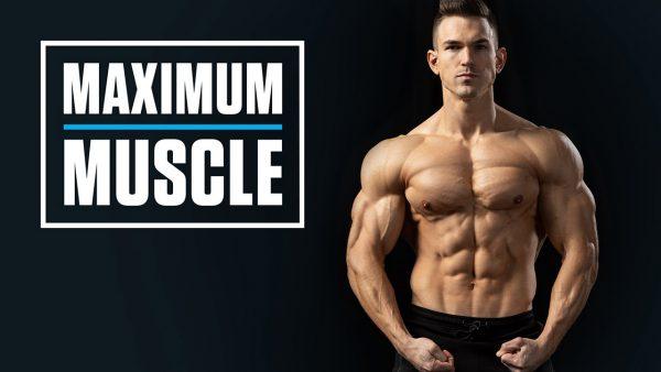 برنامه بدنسازی ماکزیمم عضله