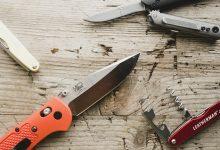 راهنمای خرید چاقو سفری