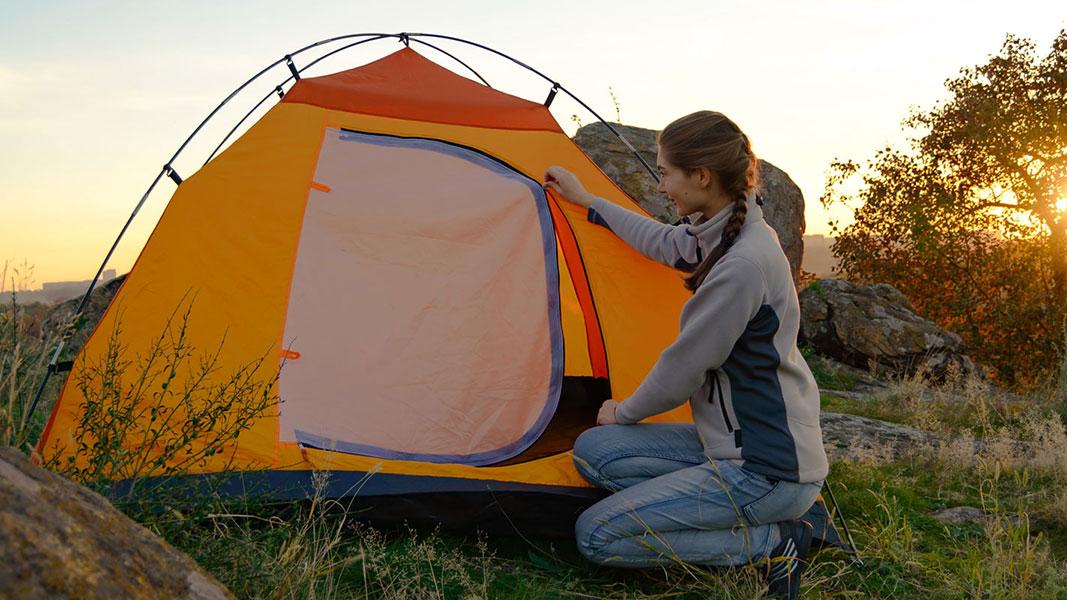 بهترین مدلهای چادر مسافرتی