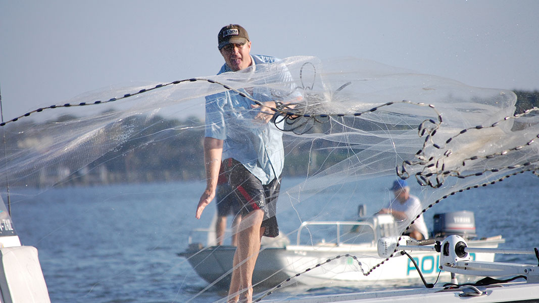 راهنمای خرید تور ماهیگیری