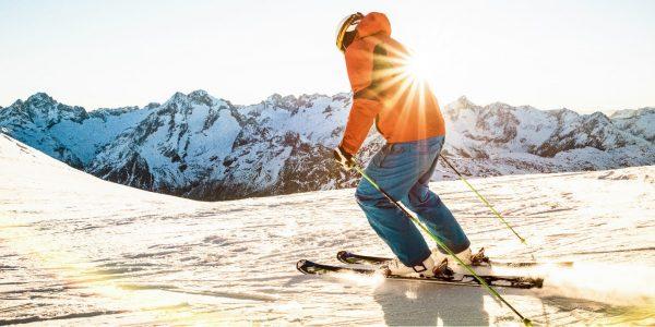 خرید کاپشن اسکی مردانه