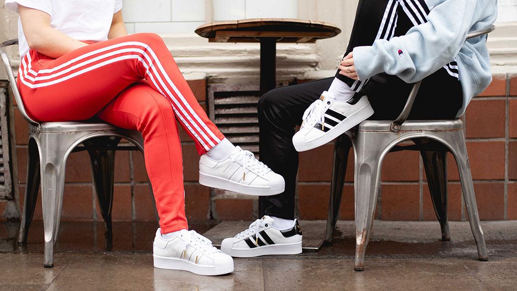 خرید کفش زنانه آدیداس