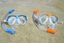 راهنمای خرید اسنورکل شنا