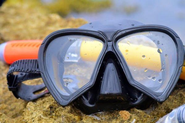 راهنمای خرید ماسک شنا